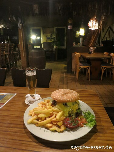 Burger Essen in Witten