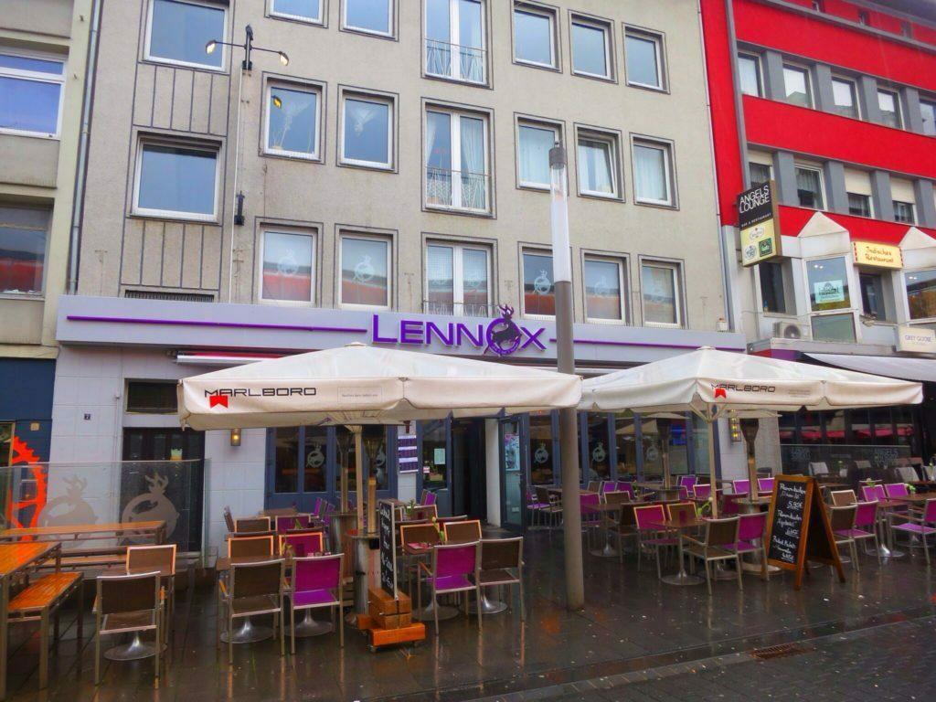 Lennox - gute Burger und Fußball in Bochum