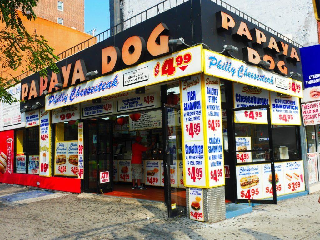 Papaya Dog in New York
