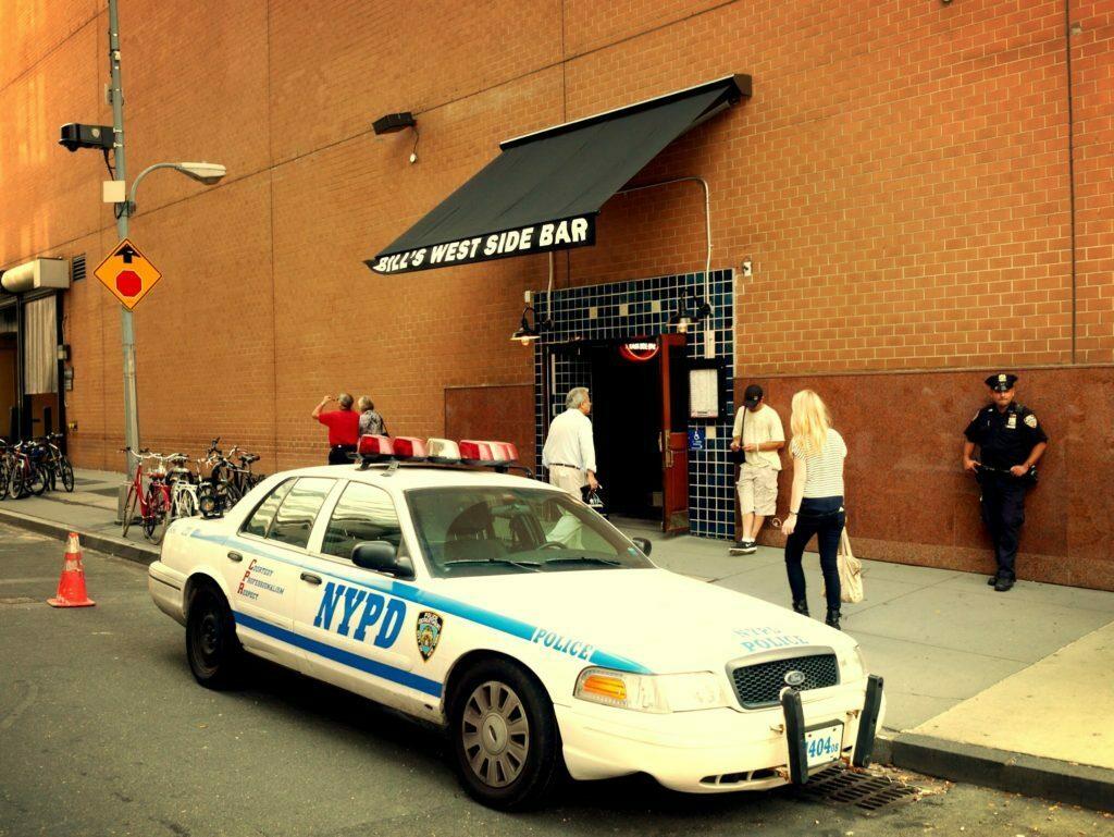 Billi's West Side Bar - Reise nach New York
