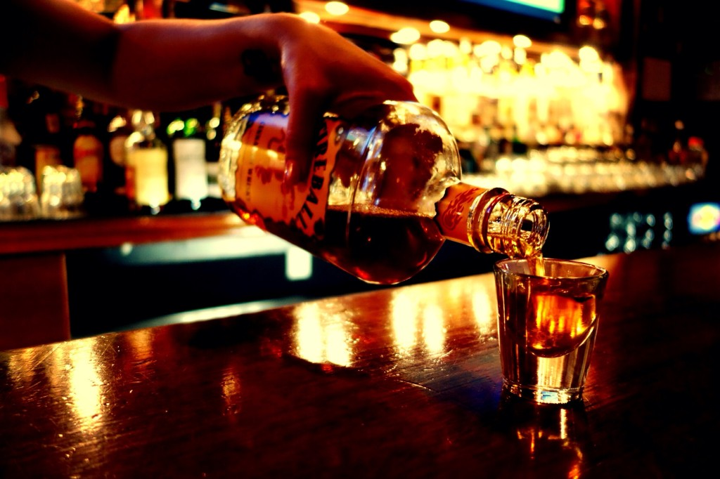 Fireball - ein Zimtwhisky