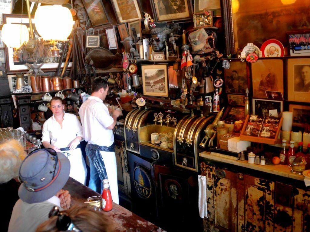 Eine der ältesten Bars in New York