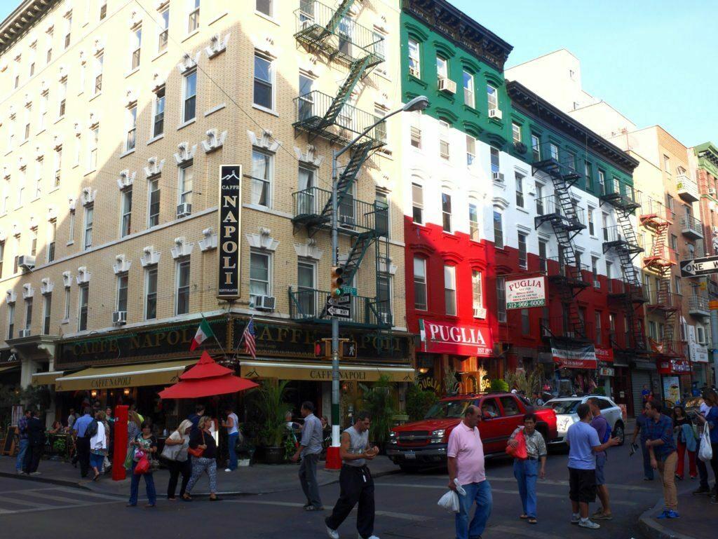 Italien mitten in New York