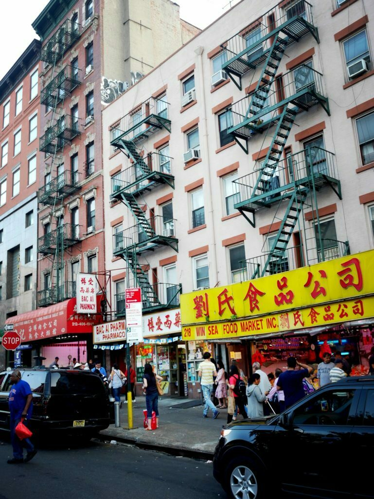 New Yorker China Town