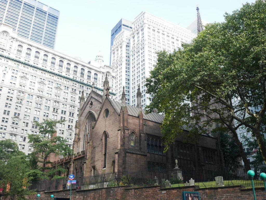 Trinity Church in New York