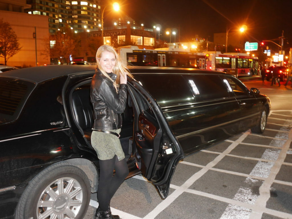 Limousine fahren in New York