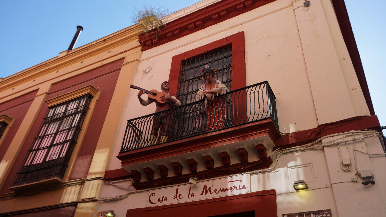 Rundreise Andalucien - Sevilla