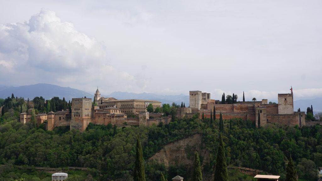 Rundreise Andalucien - Granada