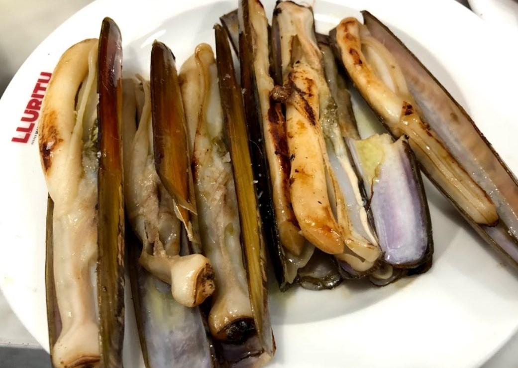 Beste Meeresfrüchte in Barcelona-Lluritu