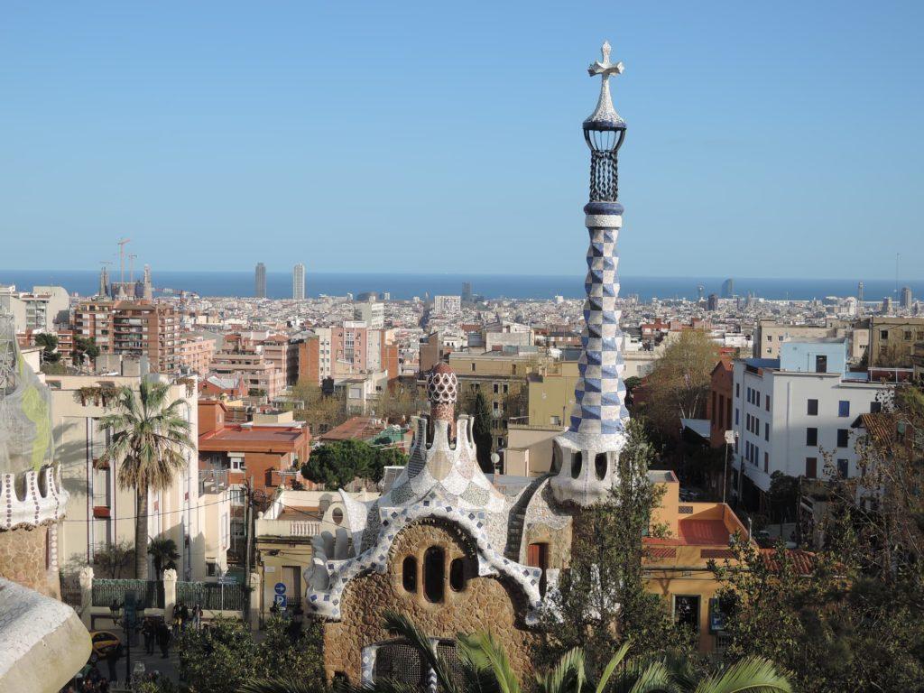 Park Güell Barcelona - Gute Esser Blog