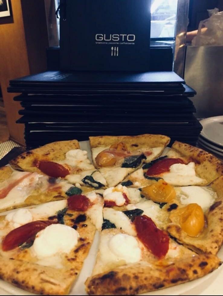 Pizzeria Gusto in Barcelona