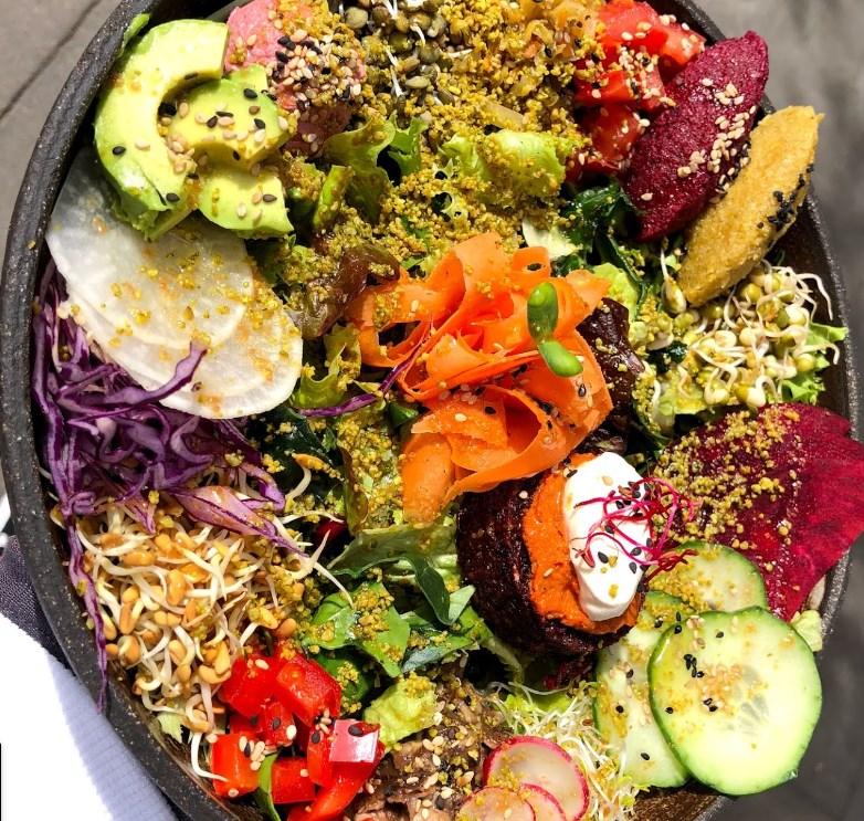 petit brot- vegane Restaurants in Barcelona