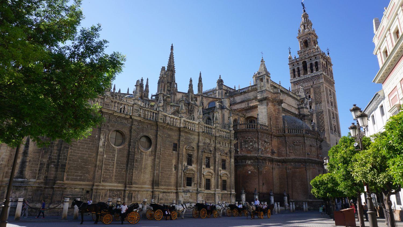 Andalusien Rundreise Sevilla Kathedrale
