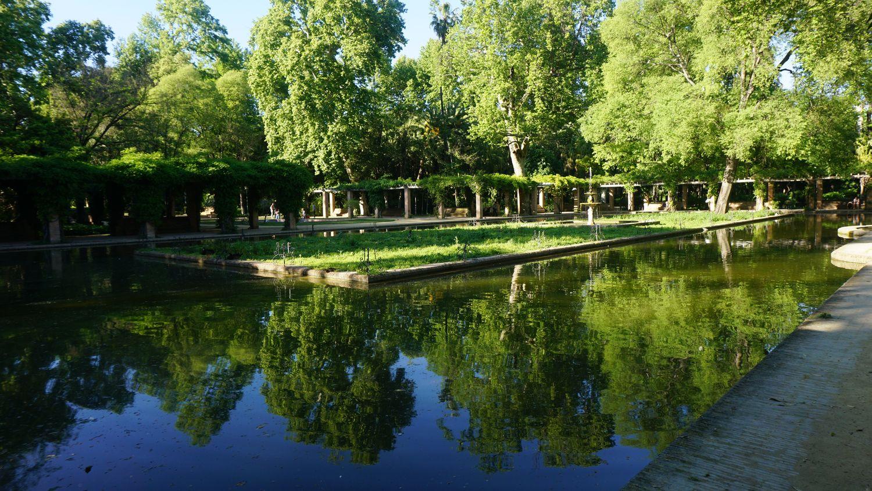 Andalusien Rundreise Sevilla Maria Luisa Park