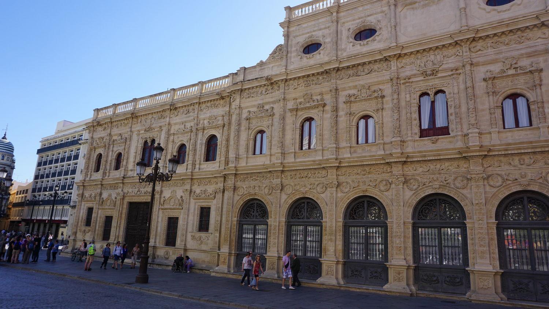Andalusien Rundreise Sevilla Alcazar