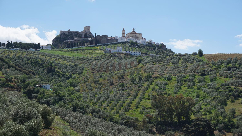 Olvera - Südspanien weiße Dörfer