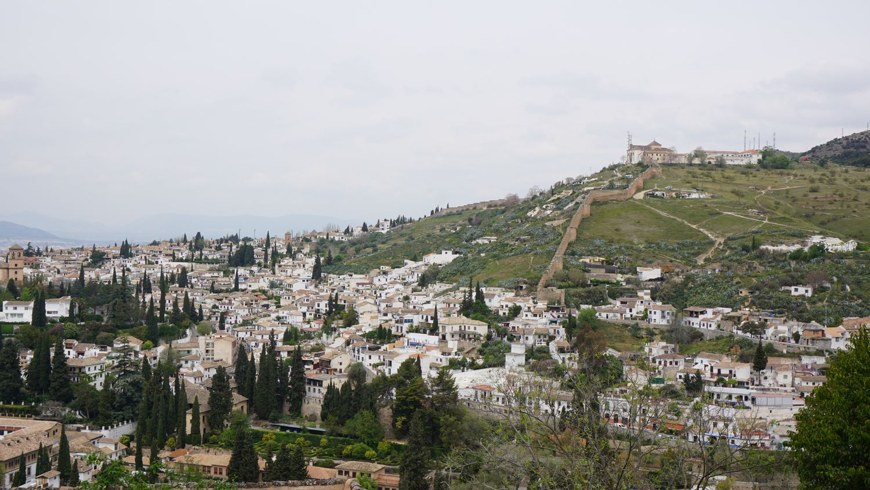 Rundreise Andalusien Sacromonte