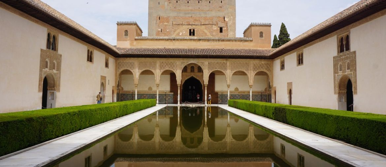 Rundreise Andalusien Alhambra