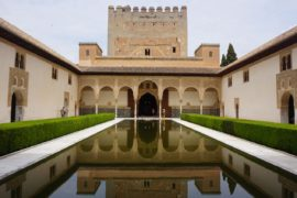 Rundreise Andalusien Alhambra