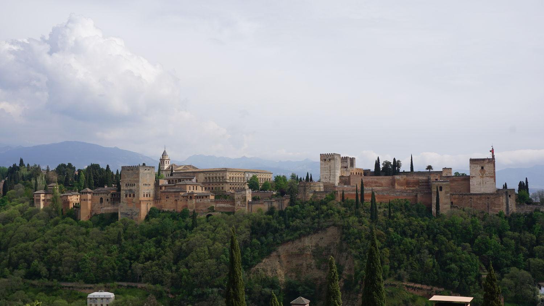 Rundreise Andalusien Alhambra (20)