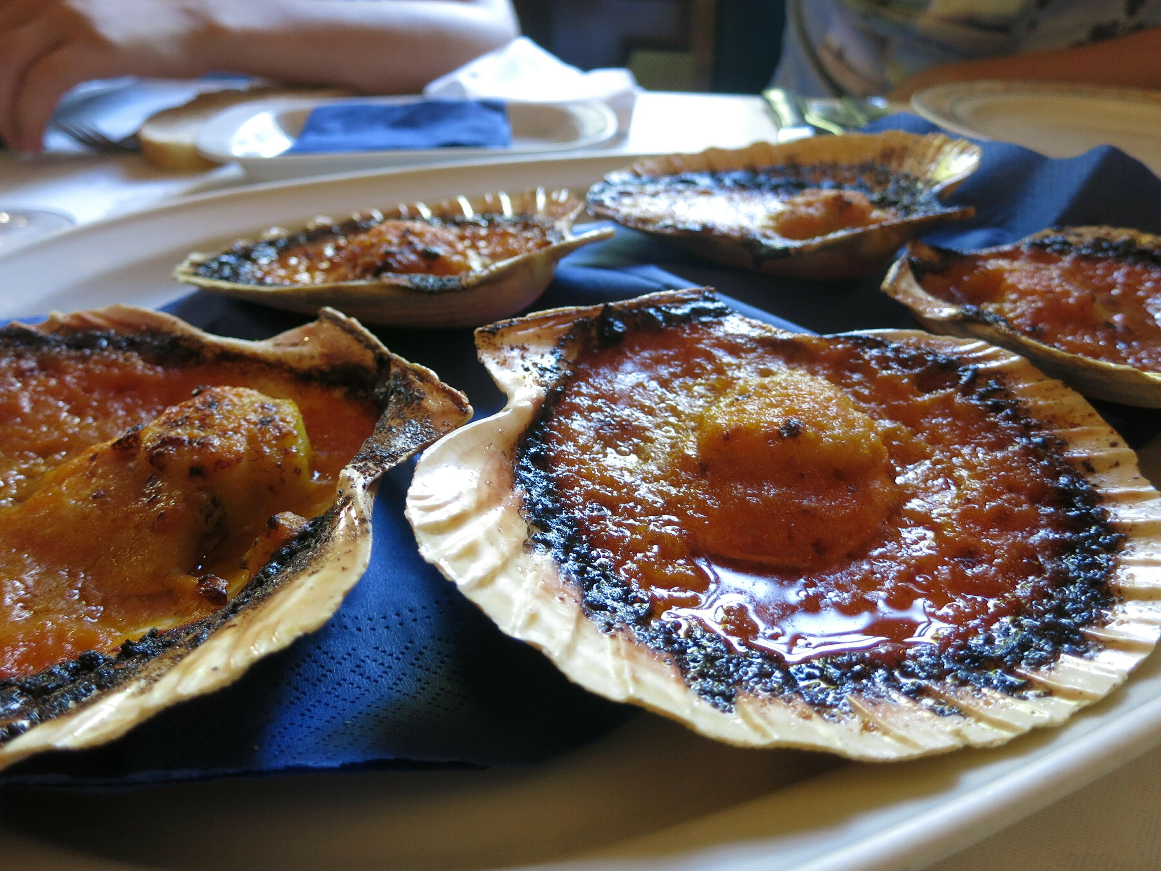 Auswandern nach Spanien-gutes Essen