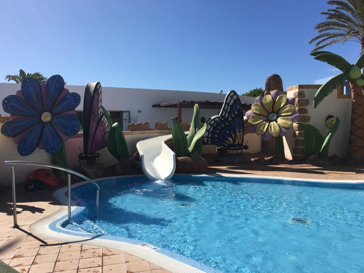 Pool für Kinder im Hotel Iberostar Gaviotas Park