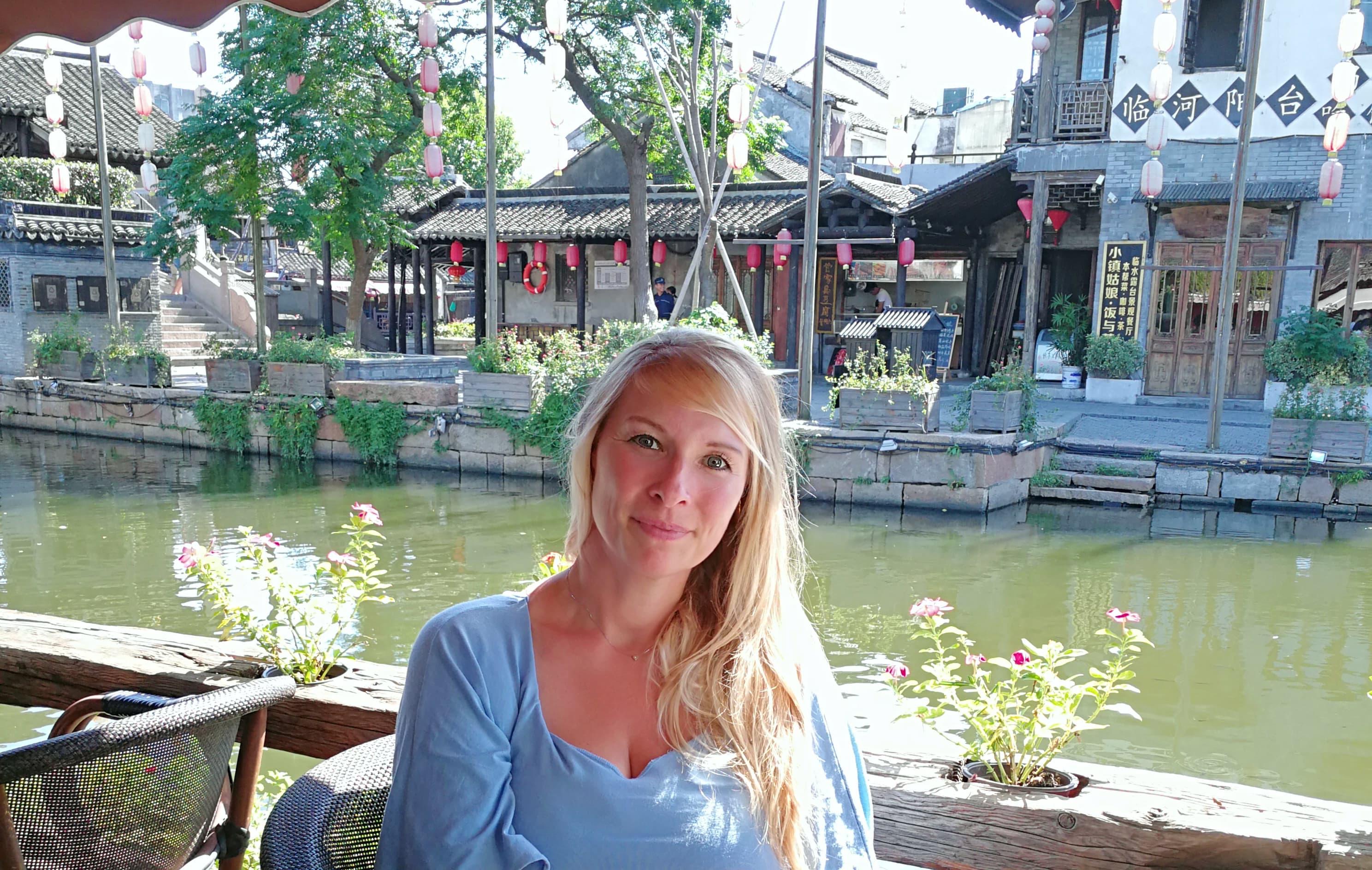 Angela Herrmann Auswanderin nach Spanien