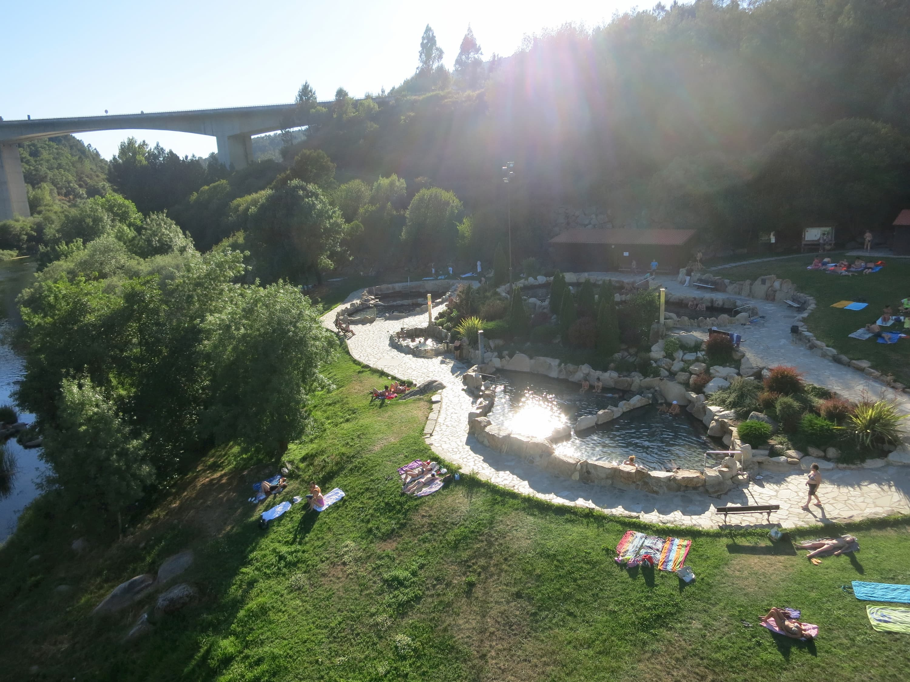 Natur Thermen in Ourense