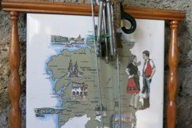 Wo ist Galicia - Karte