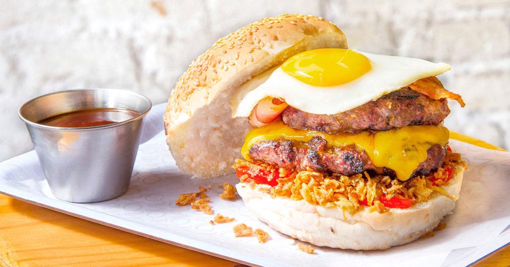 Die besten Burger-Restaurants in Barcelona