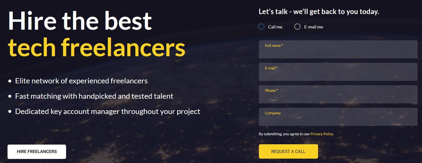 Experlead.de - jobs für Selbständige Entwickler und Developer