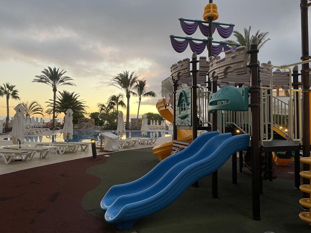 berostar Playa Gaviotas Kinderspielplatz