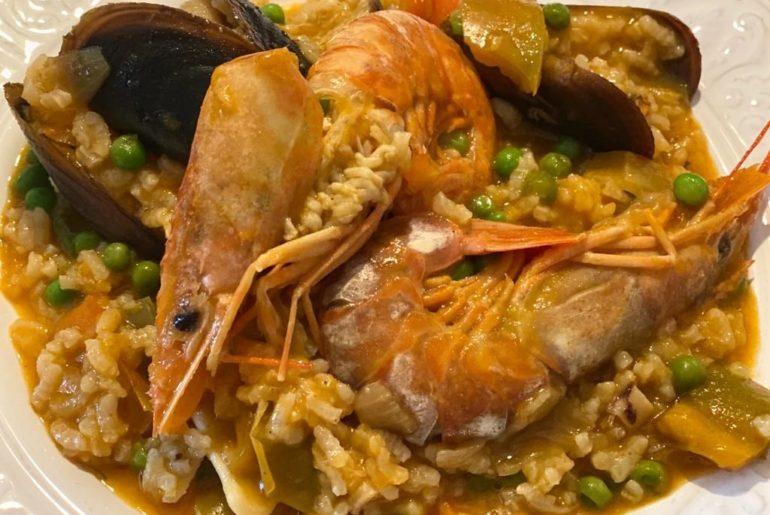 Paella - das beste Rezept