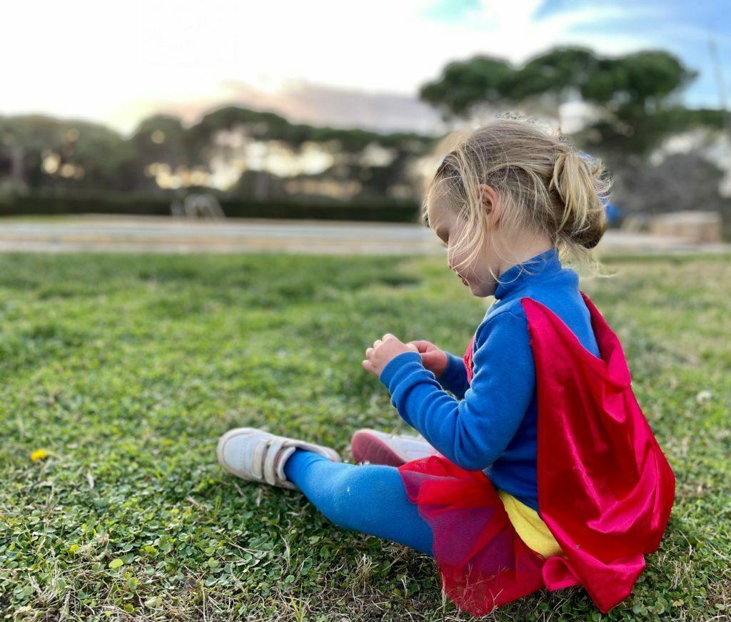 Meine 3-jährige Tochter ist QUINTILINGUAL
