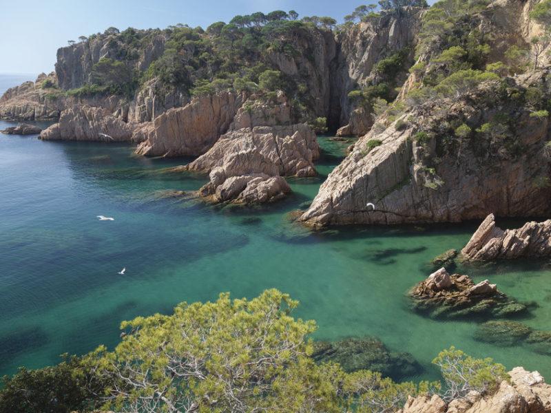 Sant Feliu de Guixols - schönste Orte in Katalunia