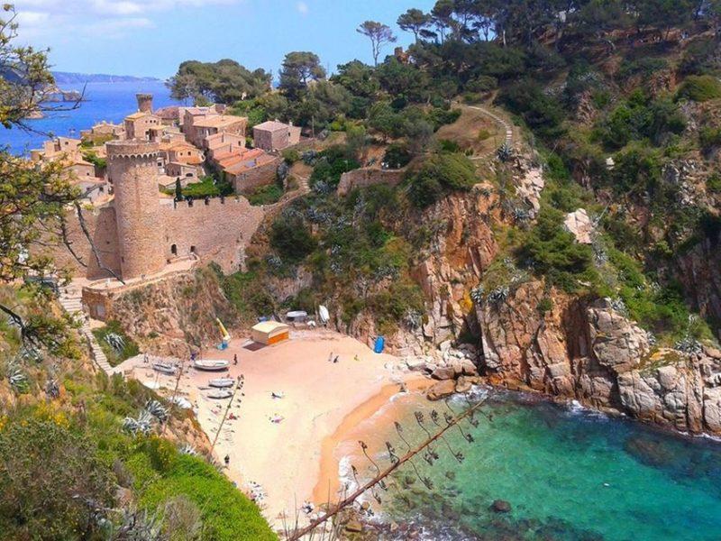 Tossa de Mar - eins der schönsten Orte in katalonien-sehenswürdigkeiten