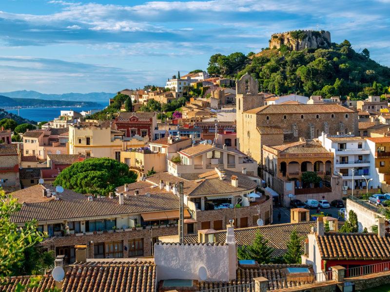 Begur - die schönsten Orte in Katalonien